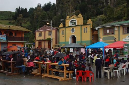 fotos de salinas de bolivar